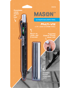 MASON® - Ultimate Builder's Tool Kit